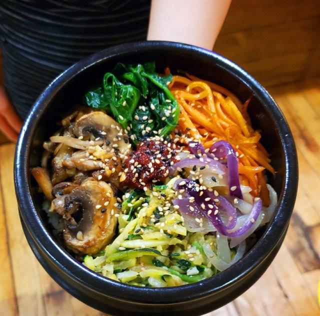 Bella's Acacia Catering el restaurante coreano que se metió en el corazón de los latinos en London