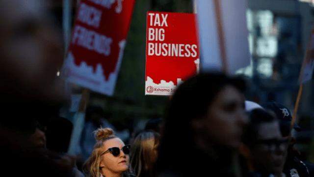¿Es hora de hacer que las corporaciones globales paguen su parte justa?