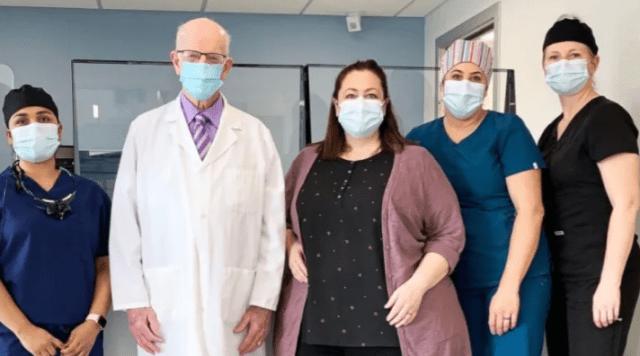 Clínica dental para familias de bajos ingresos abre en London