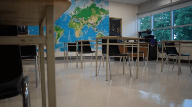 Los estudiantes de Hamilton tendrán clases en línea luego de las vacaciones de abril