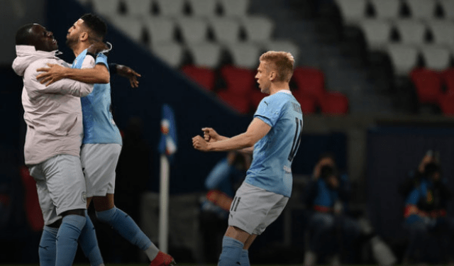 El PSG se desmorona cuando el Manchester City toma el control de la semifinal de la UCL