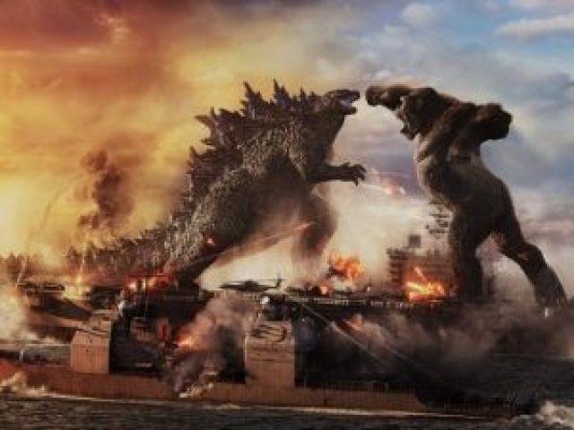 'Godzilla vs. Kong' establece récord de taquilla con $48.5 millones