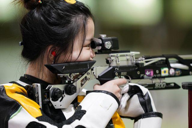China obtiene su primera medalla olímpica en los Juegos de Tokio