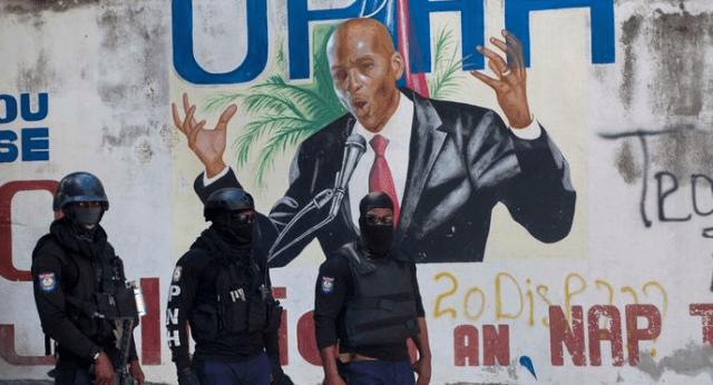 Asesinato del presidente de Haití: exfuncionario entre los sospechosos