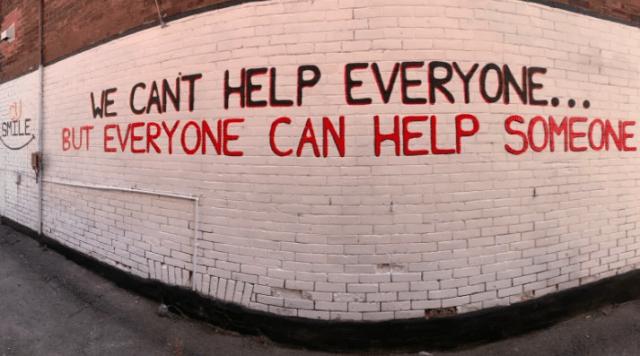 Empresa de Ottawa debe retirar mural con mensaje positivo por orden de la ciudad