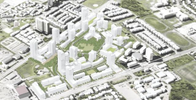 El ayuntamiento de Ottawa aprueba la remodelación de Heron Gate