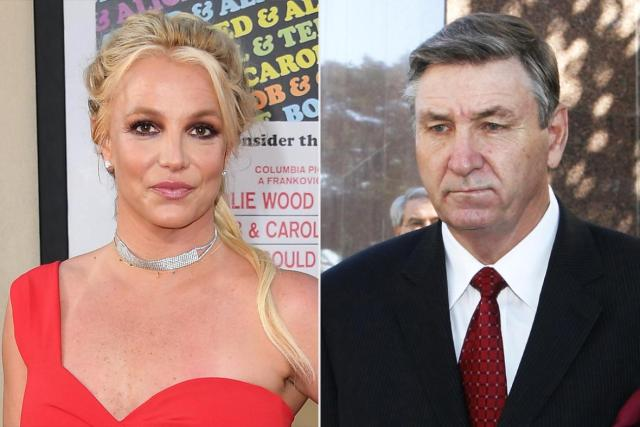 Jamie Spears formalizó pedido de poner fin a la tutela sobre Britney