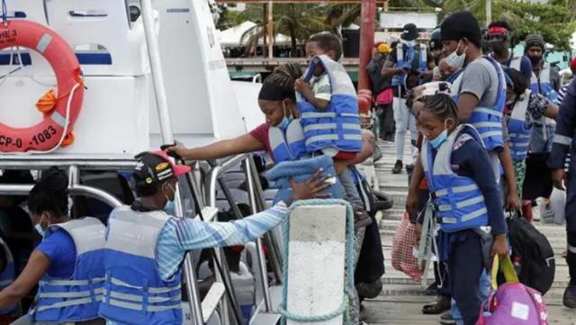 En agosto ingresaron irregularmente más de 27.000 migrantes a Colombia