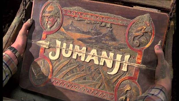 Jumanji2 - MagaZinema