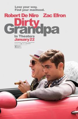 Dirty Grandpa - MagaZinema