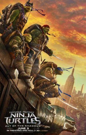 Ninja Turtles - MAgaZinema