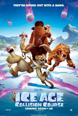 Ice Age El gran cataclismo - MagaZinema