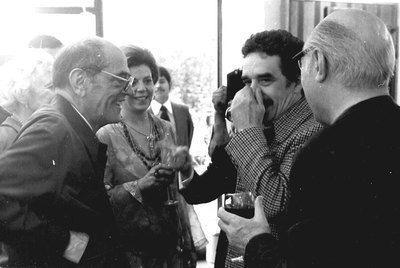 Luis Buñuel y Gabriel García Márquez - MagaZinema