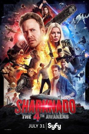 Sharknado 4 - Magazinema