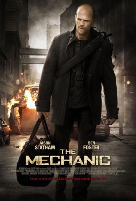the_mechanic poster - MagaZinema