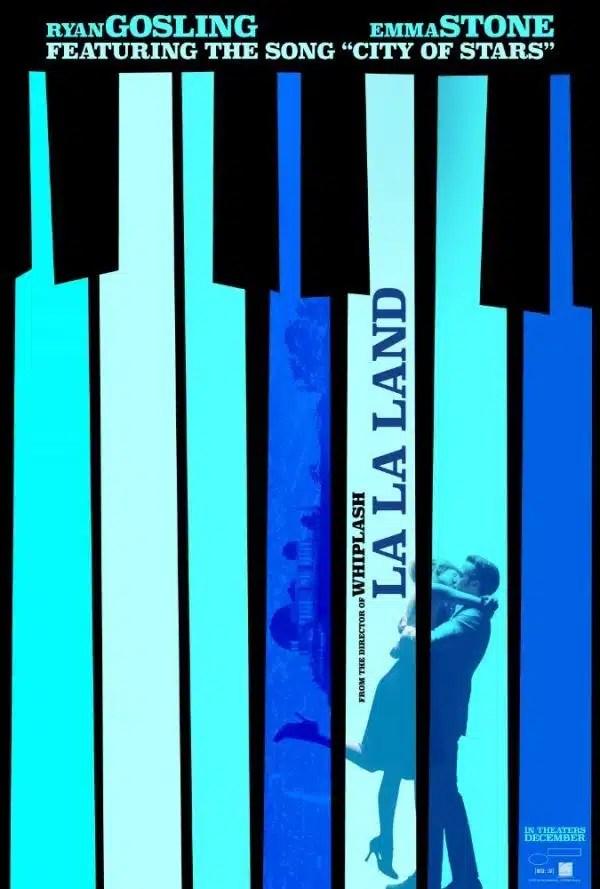 Las Canciones de 'La la Land'