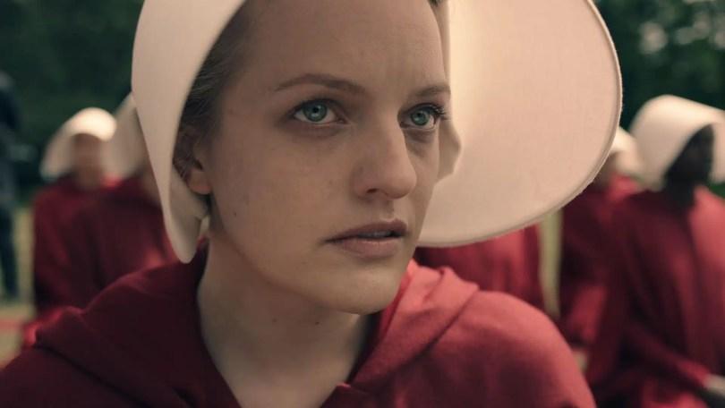 El cuento de la criada - Elisabeth Moss | Imagen cortesía de Hulu
