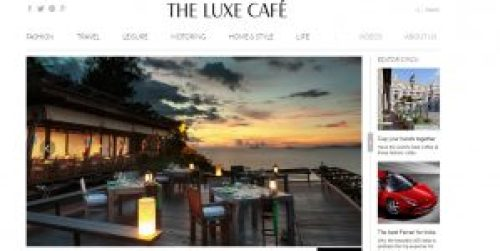 the lux cafe