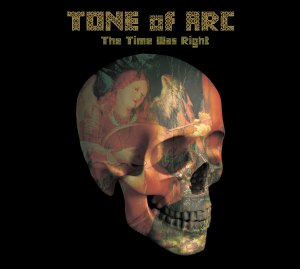 Tone of Arc - The Time was Right packshot
