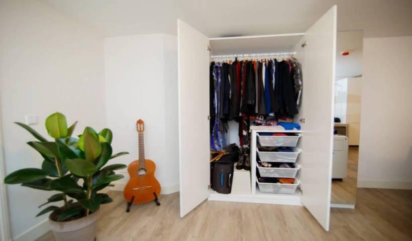 update wardrobe