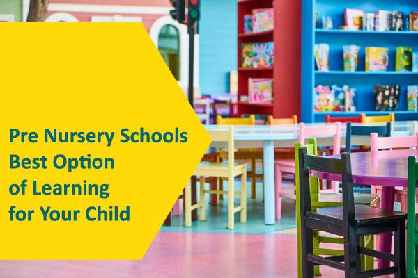 Pre Nursery Schools