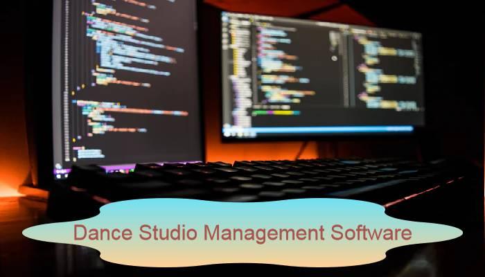 Dance Studio Management Software
