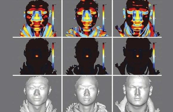 R&D: China (re)crează imaginea feței persoanelor pe baza probei ADN