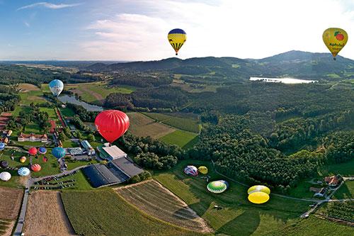 Ballonfahren | Foto: Peter Derganc