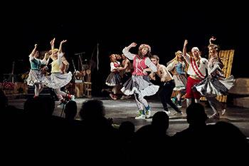Cirque Noël | Foto: Cirkus Younak