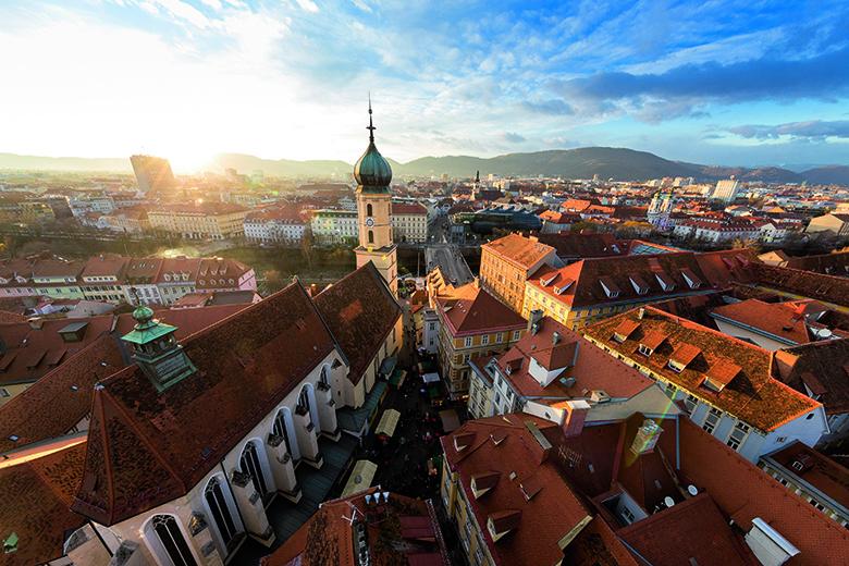 Sommer Foto: Steiermark Tourismus/Harry Schiffer