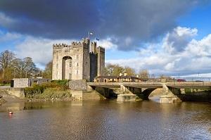 Irland Bunratty Castle