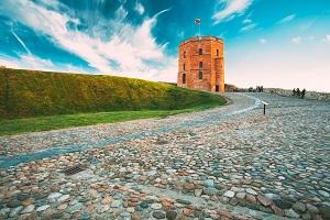 Vilnius Backstein-Turm