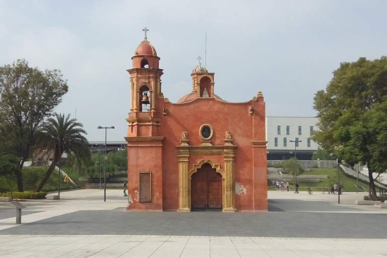 Historic buildings and churches at every turn