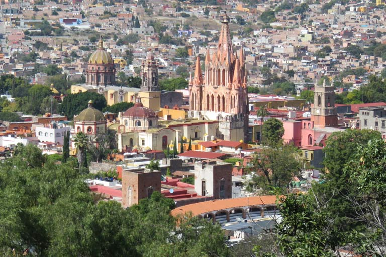 House Sit Mexico in San Miguel de Allende
