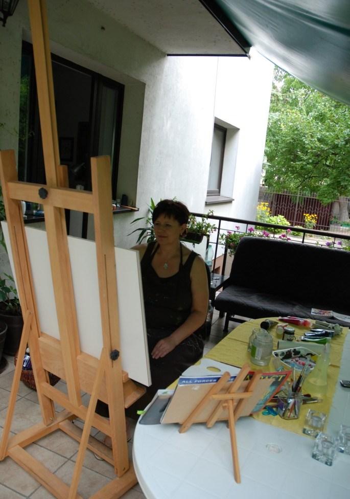 obrazy olejne na sprzedaż Magdalena Walulik