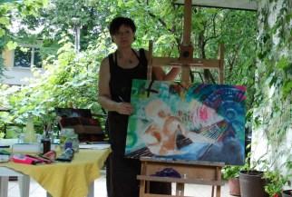 obrazy olejne na sprzedaż Magdalena Walulik8