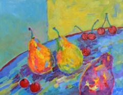 obrazek jedzenie owoce olejny