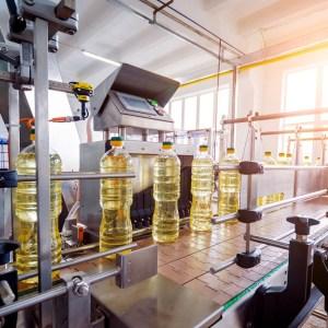 دراسة جدوي مصنع تكرير وتعبئة الزيوت النباتية