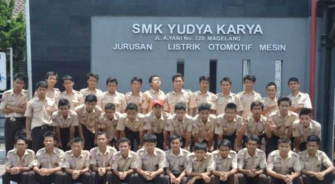SMK Yudya Karya Magelang