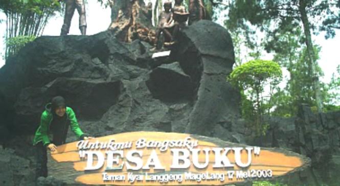 Desa Buku Taman Kyai Langgeng