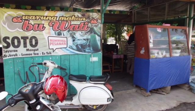 Warung Makan Bu Wati Kapling