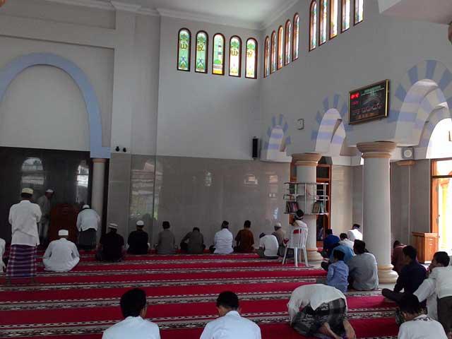 Masjid Perum Korpri