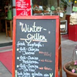 Winterliche Grillzeit in Bremen mit dem magellan-store