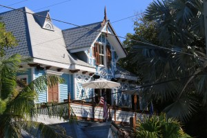 In terms of architectural genres, Key West is in class all by itself.