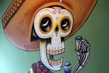 More wall art.