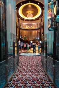 Elevator Towers/Atrium