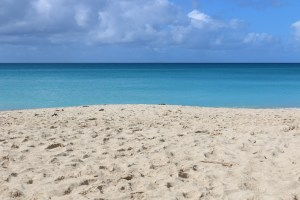 Turners Beach, Antigua. Simply pefect.