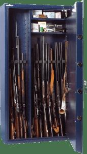 Chasseurs Protgez Vos Fusils Dans Une Armoire Forte
