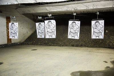 Defensive Firearms Training Rifle AR Course Class