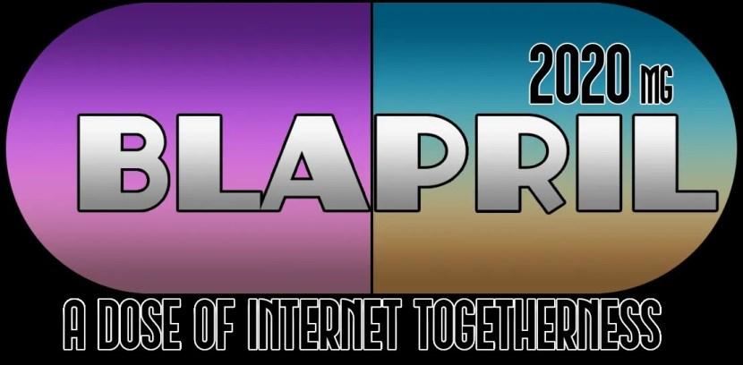 Blapril 2020 logo